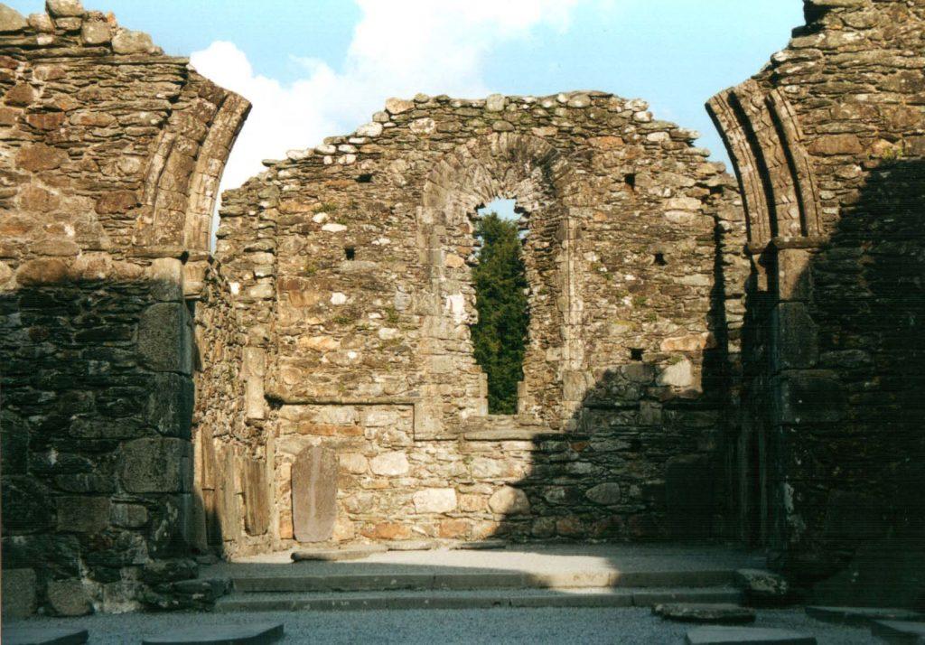 Ruinen von Glendalough